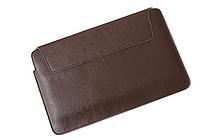 "Cplay Fitvole 11"" MacBook Air Leather Case - Choco Brown - CPLAY 8809179926942"