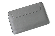 "Cplay Fitvole 11"" MacBook Air Leather Case - Gray - CPLAY 8809179926935"