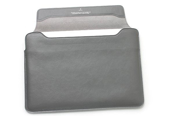 """Cplay Fitvole 13"""" MacBook Air Leather Case - Gray - CPLAY 8809179926980"""
