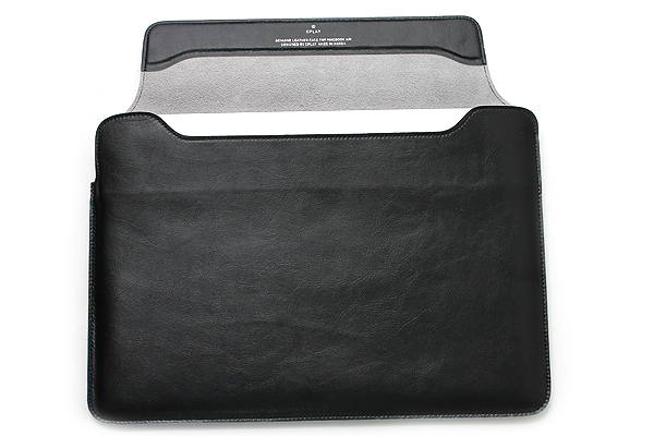 "Cplay Fitvole 11"" MacBook Air Leather Case - Black - CPLAY 8809179926973"