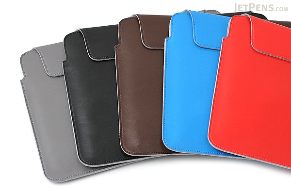 """Cplay Fitvole 13"""" MacBook Air Leather Case - Choco Brown - CPLAY 8809179926997"""