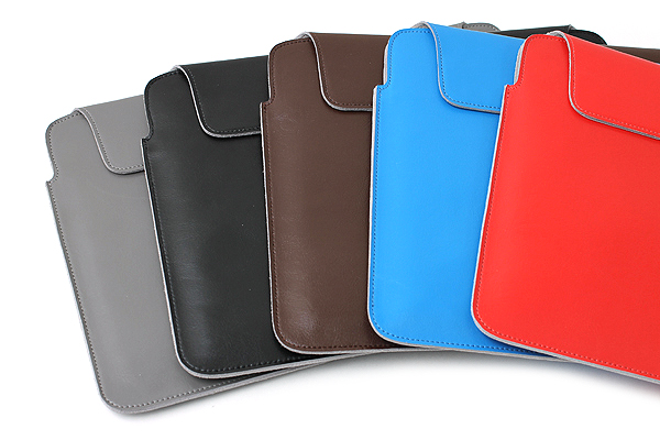 "Cplay Fitvole 13"" MacBook Air Leather Case - Blue - CPLAY 8809179927024"