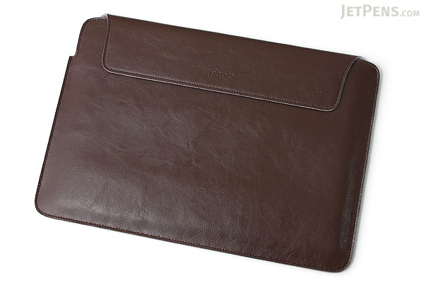 "Cplay Fitvole 13"" MacBook Air Leather Case - Choco Brown - CPLAY 8809179926997"
