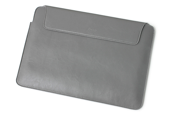 "Cplay Fitvole 13"" MacBook Air Leather Case - Gray - CPLAY 8809179926980"
