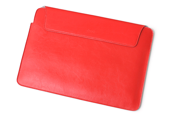 "Cplay Fitvole 13"" MacBook Air Leather Case - Red - CPLAY 8809179927000"