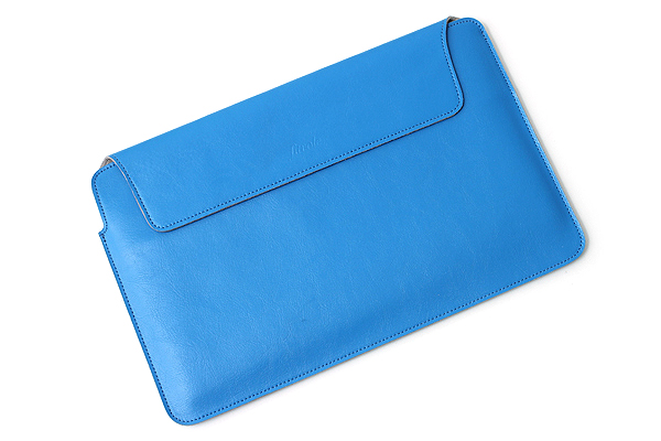 """Cplay Fitvole 11"""" MacBook Air Leather Case - Blue - CPLAY 8809179926966"""