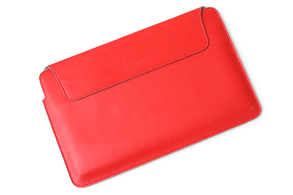 "Cplay Fitvole 11"" MacBook Air Leather Case - Red - CPLAY 8809179926959"