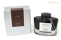 Pilot Iroshizuku Tsukushi Ink (Horsetail Plant) - 50 ml Bottle - PILOT INK-50-TK