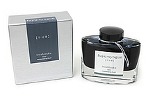 Pilot Iroshizuku Ink - 50 ml - Fuyu-syogun Winter Shogun (Light Cool Gray) - PILOT INK-50-FS