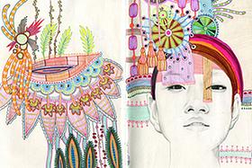 Artist Highlight - Ester Wilson
