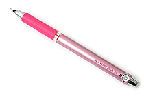 Uni Kuru Toga Auto Lead Rotation Mechanical Pencil with Rubber Grip - 0.5 mm - Pink Body - UNI M56561P.13
