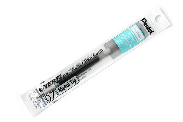 Pentel EnerGel LR7 Gel Pen Refill - 0.7 mm - Sky Blue - PENTEL LR7-S