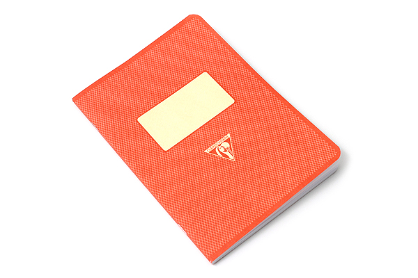 Clairefontaine Collection 1951 Notebook - A5 - Lined - Red Coral - CLAIREFONTAINE 195436