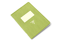 Clairefontaine Collection 1951 Notebook - A5 - Lined - Green - CLAIREFONTAINE 195536