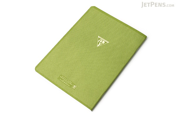 Clairefontaine Collection 1951 Staplebound Notebook - A5 - Lined - Green - CLAIREFONTAINE 195536