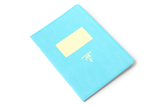 """Clairefontaine Collection 1951 Notebook - 5.75"""" x 8.25"""" - Lined - 48 Sheets - Turquoise - Bundle of 2 - CLAIREFONTAINE 195736 BUNDLE"""