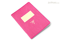 Clairefontaine Collection 1951 Staplebound Notebook - A5 - Lined - Raspberry - CLAIREFONTAINE 195836