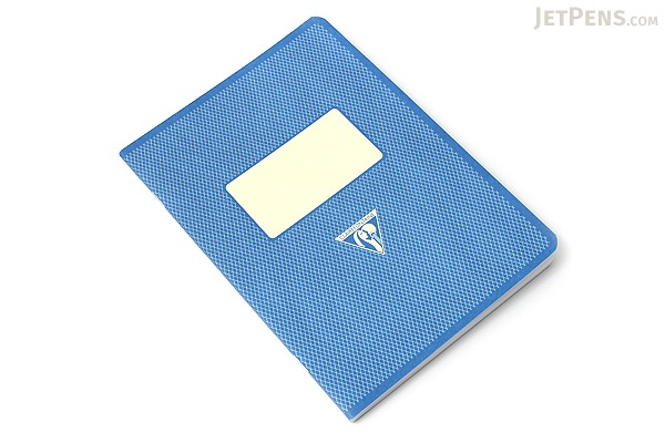 """Clairefontaine Collection 1951 Notebook - 5.75"""" x 8.25"""" - Lined - 48 Sheets - Blue - Bundle of 2 - CLAIREFONTAINE 195936 BUNDLE"""