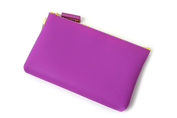 P+G Nuu Silicone Multi Pouch - Purple - P+G NUU PL