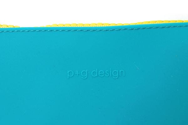 P+G Nuu Silicone Multi Pouch - Turquoise - P+G NUU TQ