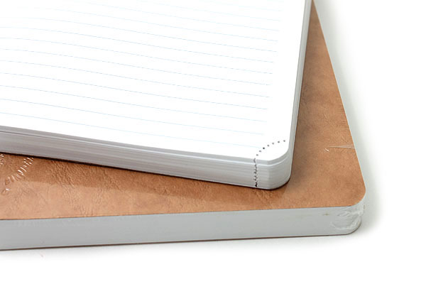 Exacompta Forum Plain Journal - 200 Sheets - Lined/Undated - Bundle of 10 - EXACOMPTA 1401 BUNDLE