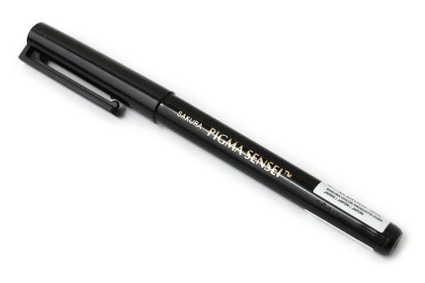 Sakura Pigma Sensei Drawing Pen - 0.6 mm - Black - SAKURA 38483