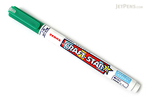 Zebra Craft-Star 1 Marker - 0.7 mm - Green - ZEBRA WYSSZ8-G