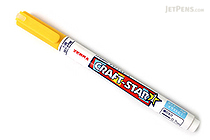 Zebra Craft-Star 1 Marker - 0.7 mm - Yellow - ZEBRA WYSSZ8-Y