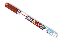 Zebra Craft-Star 1 Marker - 0.7 mm - Brown - ZEBRA WYSSZ8-E