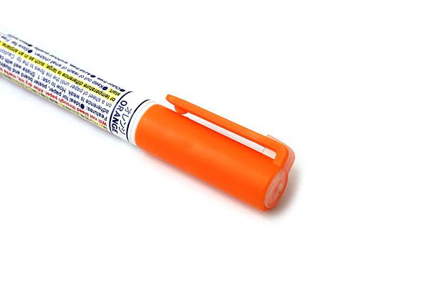 Zebra Craft-Star 1 Marker - 0.7 mm - Orange - ZEBRA WYSSZ8-OR