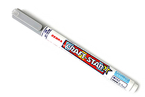 Zebra Craft-Star 1 Marker - 0.7 mm - Gray - ZEBRA WYSSZ8-GR