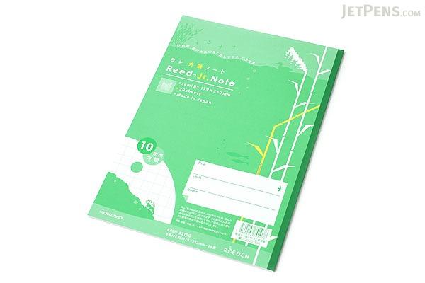 Kokuyo ReEDEN Notebook - Semi B5 - 10 mm Graph - KOKUYO KPSN-RS10G