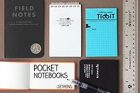 Pocket Notebooks: Get Off to a Fresh Start