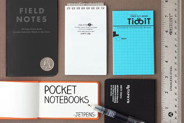 Pocket Noteboooks