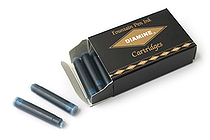 Diamine Fountain Pen Ink Cartridge - Turquoise - Pack of 18 - DIAMINE INK 8003