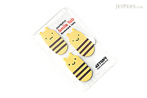 Jstory Smile Tab Stickers - Bee - JSTORY SMILE BEE