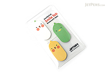 Jstory Smile Tab Stickers - Parrot - JSTORY SMILE PR