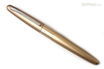 Pilot Metropolitan Fountain Pen - Gold Dot - Medium Nib - PILOT MRFC1BLKMGLDD