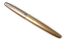 Pilot Metropolitan Fountain Pen - Gold Plain - Medium Nib - PILOT 91109