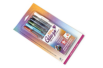 Sakura Glaze Gel Pen - 6 Color Set - SAKURA 38371