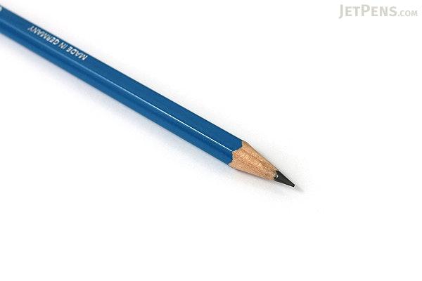 Staedtler Mars Lumograph Graphite Pencil - 4B - STAEDTLER 100-4B