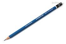 Staedtler Mars Lumograph Graphite Pencil - HB - STAEDTLER 100-HB