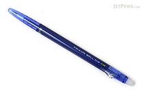 Pilot FriXion Ball Slim Gel Pen - 0.38 mm - Blue - PILOT LFBS-18UF-L