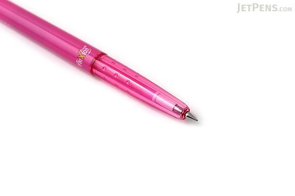 Pilot FriXion Ball Slim Gel Pen - 0.38 mm - Pink - PILOT LFBS-18UF-P