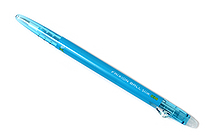 Pilot FriXion Ball Slim Gel Pen - 0.38 mm - Light Blue - PILOT LFBS-18UF-LB