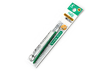 Pilot FriXion Ball Slim Gel Pen Refill - 0.38 mm - Green - PILOT LFBTRF12UFG