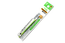Pilot FriXion Ball Slim Gel Pen Refill - 0.38 mm - Light Green - PILOT LFBTRF12UFLG