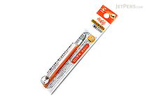 Pilot FriXion Ball Slim Multi Pen Refill - 0.38 mm - Orange - PILOT LFBTRF12UFO