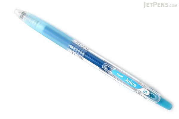 Pilot Juice Gel Pen - 0.5 mm - Light Blue - PILOT LJU-10EF-LB