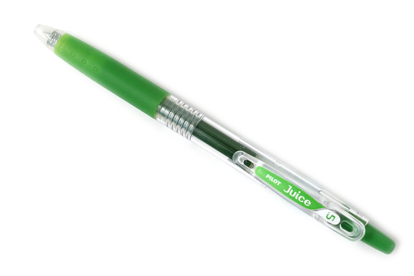 Pilot Juice Gel Pen - 0.5 mm - Leaf Green - PILOT LJU-10EF-LG